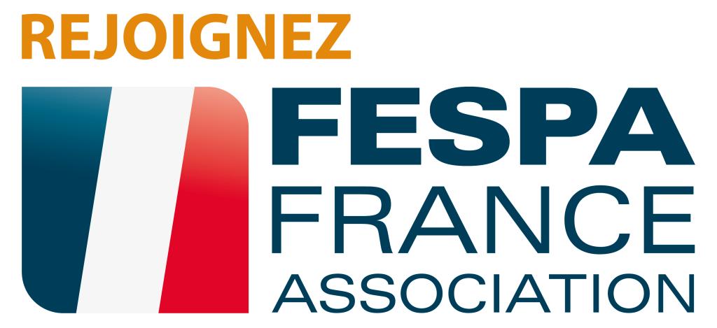 FESPA France rejoignez Orange fond blanc