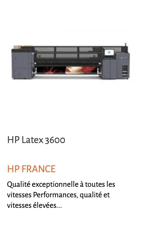 Image hp 3600
