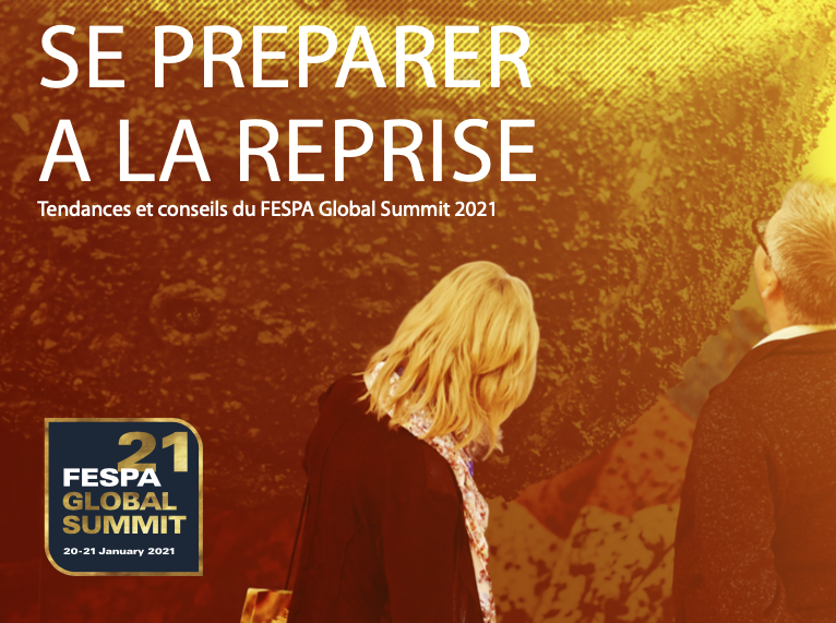 Photo resume FESPA global summit 2021