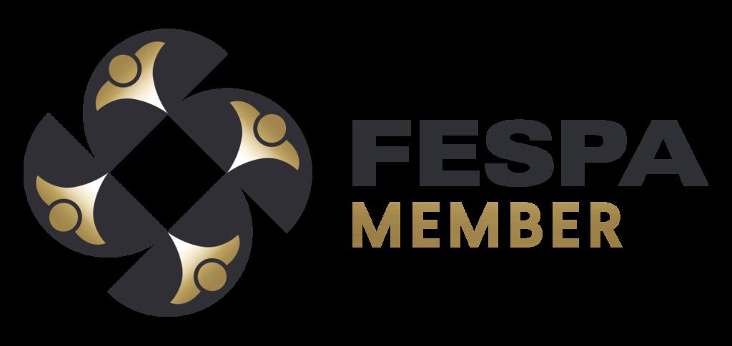 Fespa member logo 2020 long